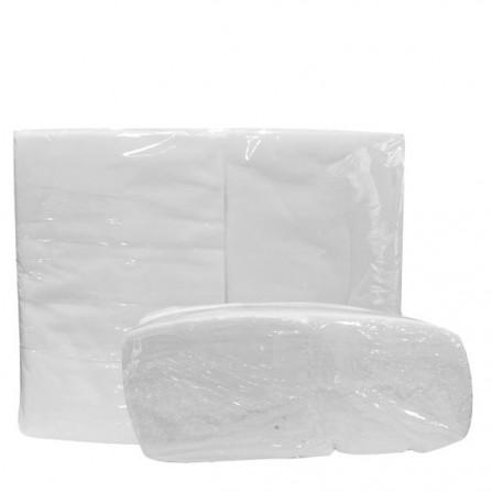 Козметични кърпи за еднократна употреба от нетъкан текстил различни размери 100 броя