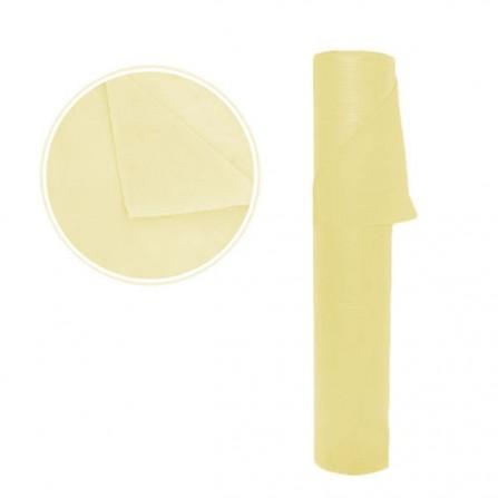 Жълти непромокаеми чаршафи SY127 - двупластови