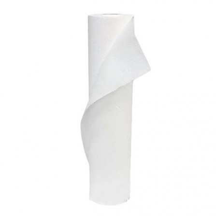 Бели хартиени чаршафи двупластови- 58см- SA 115