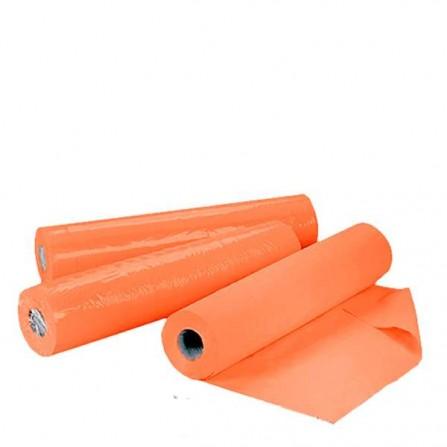 TNT чаршафи за еднократна употреба- оранжев  60 см или 70 см