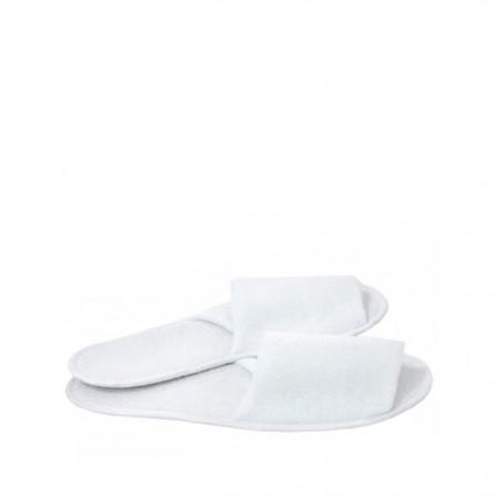 Еднократни хаврлиени чехли, отворени - 1 чифт