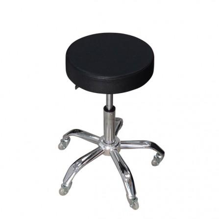 Козметична табуретка с въртяща се седалка - IT09