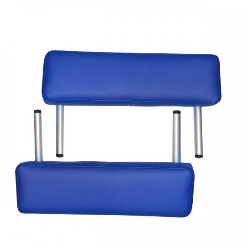 Подлакътници за масажно легло – алуминиеви