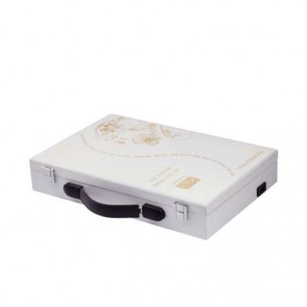 Нагревател за вулканични камъни, куфарче - Модел 5506