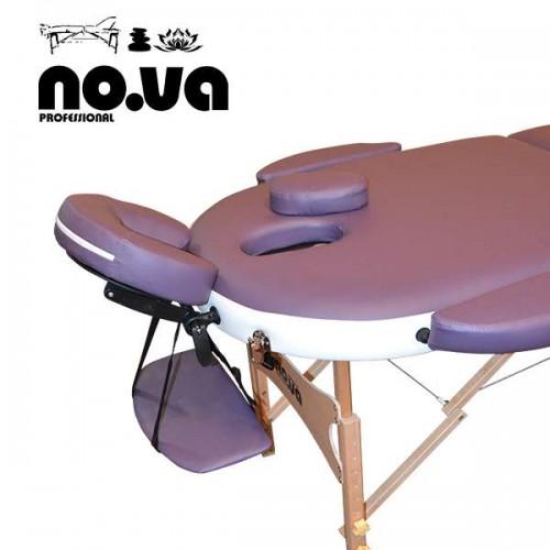 Овална масажна кушетка NO.VA ELLO NV34
