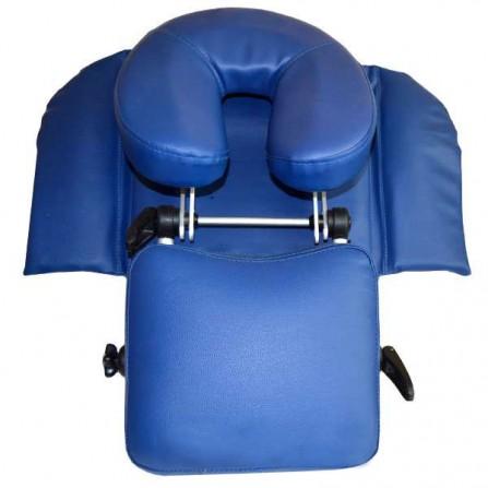 Стойка за масаж - синя