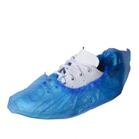 Сини полиетиленови калцуни за еднократна употреба B102
