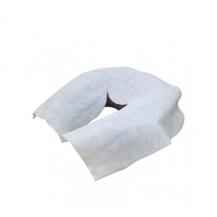 Еднократни покривала за облегалка на масажни легла и кушетки 100 броя