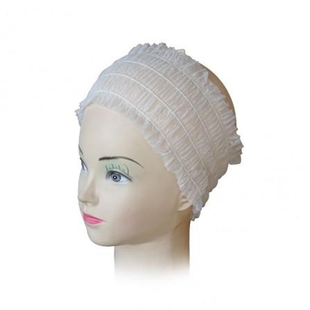 Еднократни ленти от нетъкан текстил за коса 100 броя Softcare