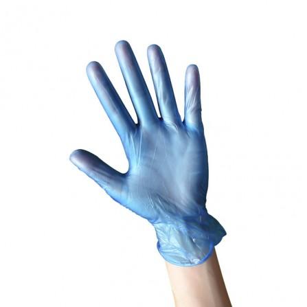 Еднократни ръкавици от нитрил в M или L размер, 100 броя