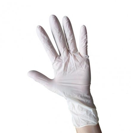 Aurelia vintage ръкавици от латекс с пудра M размер по 100 броя