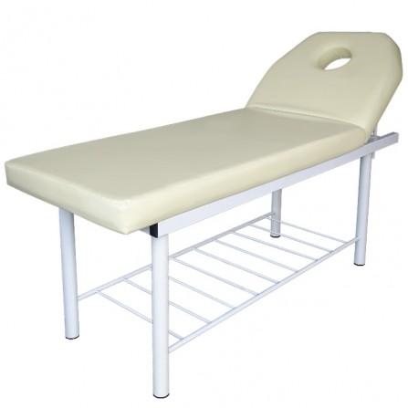 Масажно легло с повдигане KL260, ширина 70 см - бежово