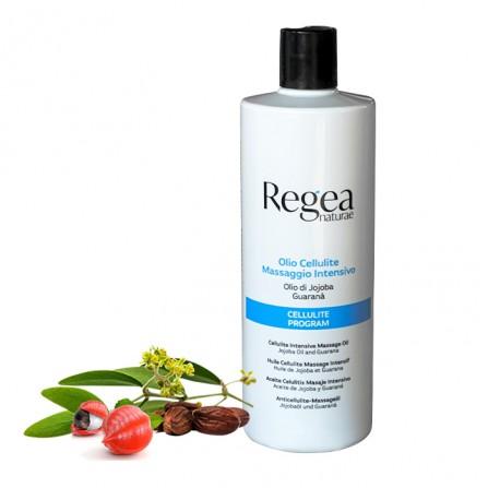 Масажно олио за терапия на целулит Regea - Жожоба и Гуарана