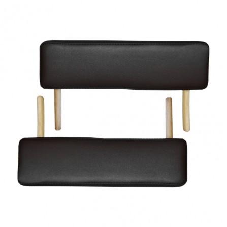 Подлакътници за масажни легла - дървени