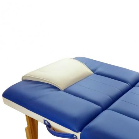 Трисекторна дървена масажна кушетка с повдигане Модел W3041